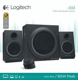 Z333 2.1 Lautsprecher-System Logitech 797922400000 Bild Nr. 1