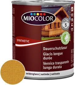 Vernice trasparente lunga durata Quercia 2.5 l Vernice trasparente lunga durata Miocolor 661120600000 Colore Quercia Contenuto 2.5 l N. figura 1