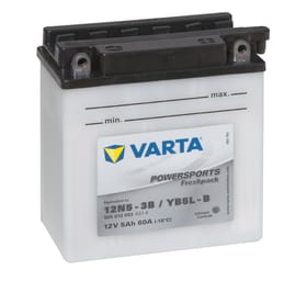 12N5-3B / YB5L-B 5Ah Motorradbatterie Varta 620453400000 Bild Nr. 1