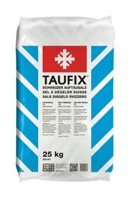 Taufix 25 kg Streusalz 621003600000 Bild Nr. 1
