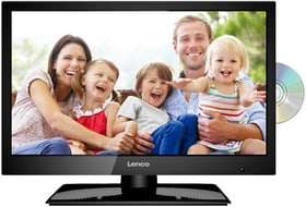 "DVL-1662BK 16"" HD Ready LED TV Lenco 785300151721 N. figura 1"