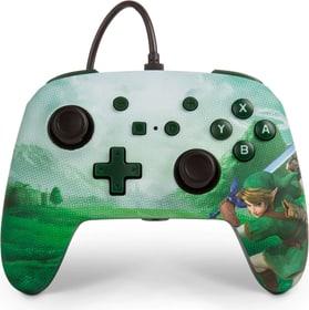Enhanced Controller Link Hyrule für Nintendo Switch Controller PowerA 785300153492 Bild Nr. 1