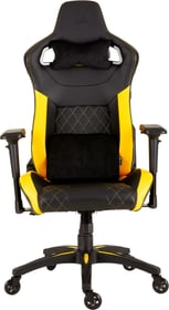 T1 RACE jaune Fauteuil gaming Corsair 785300138116 Photo no. 1