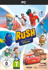 PC - Rush: A Disney-Pixar Adventure D Box 785300138894 Photo no. 1