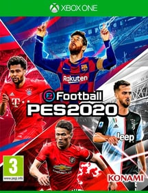 Xbox One - PES 2020 - Pro Evolution Soccer 2020 Box 785300145959 Bild Nr. 1