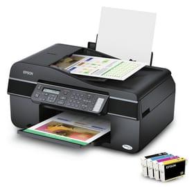 Stylus BX300F ImprImprimante/Scanner/Fax Imprimante multifonction Epson 79724240000008 Photo n°. 1