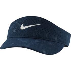 Court Advantage Visor Visière Nike 473240099922 Taille one size Couleur bleu foncé Photo no. 1