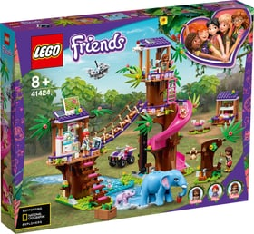 LEGO Friends 41424 La base de sauvetage dans la jungle 748992600000 Photo no. 1