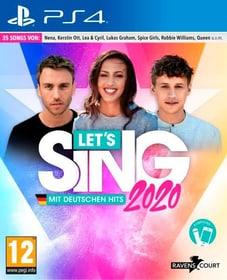 PS4 - Let's Sing 2020 mit deutschen Hits D Box 785300146838 Bild Nr. 1