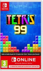 Tetris 99 inkl. 12 Monate Mitgliedschaft Nintendo Switch Online Box Nintendo 785300146369 Lingua Tedesco Piattaforma Nintendo Switch N. figura 1