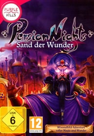 PC - Purple Hills: Persian Nights - Sand der Wunder (D) Box 785300131473 N. figura 1