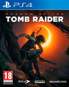 PS4 - Shadow of the Tomb Raider (F) Box 785300136165 Langue Français Plate-forme Sony PlayStation 4 Photo no. 1