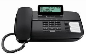 DA710 schwarz Festnetz Telefon Gigaset 785300123481 Bild Nr. 1