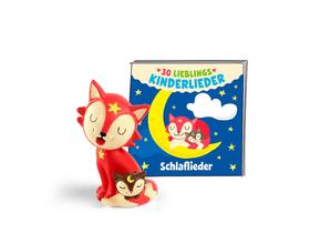 Tonies Hörbuch 30 Lieblings-Kinderlieder - Schlaflieder (DE) Hörbuch 747318600000 N. figura 1