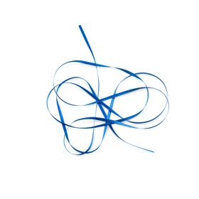 KIKILO ruban 3mm x 16m 386111700000 Dimensions L: 1600.0 cm x P: 0.3 cm x H: 0.1 cm Couleur Bleu Photo no. 1
