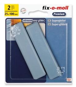 Patins universel 5 mm / 100 x 25 mm 2 x Fix-O-Moll 607078400000 Photo no. 1