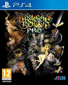 PS4 - Dragon's Crown Pro - Battle Hardened Edition (F) Box 785300132663 Bild Nr. 1