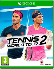 XONE - Tennis World Tour 2 Box 785300154603 N. figura 1