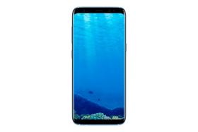 Galaxy S8 coral blu