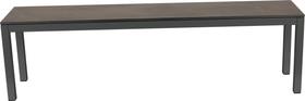 LOCARNO, 120 cm, struttura antracite, piano HPL Panca 753193712070 Taglio L: 120.0 cm x L: 35.0 cm x A: 45.0 cm Colore Oxido Terra N. figura 1