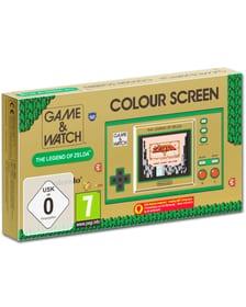 Game & Watch: The Legend of Zelda F Box Nintendo 785300160715 Photo no. 1