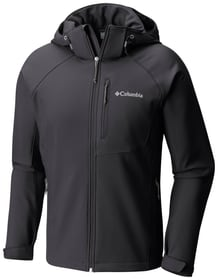 Cascade Ridge II Giacca softshell da uomo Columbia 462712000320 Colore nero Taglie S N. figura 1
