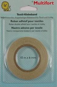 Nastro adesivo per tessuti 6mm x 10m