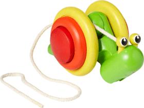 PUSH & PULL Giocattolo Plan Toys 404732800000 N. figura 1