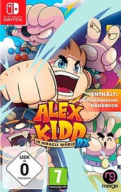 NSW - Alex Kidd: In Miracle World DX D Box 785300154549 N. figura 1