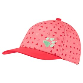 SPLASH CAP KIDS Cap Jack Wolfskin 466837253057 Grösse 53 Farbe koralle Bild-Nr. 1