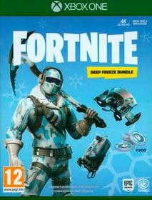 Xbox One - Fortnite - Deep Freeze Bundle D/F Box 785300139592 Bild Nr. 1
