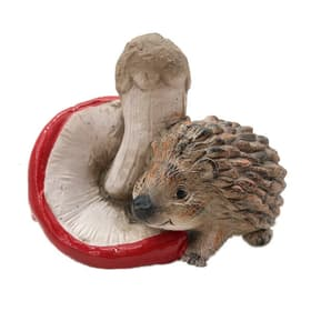 Igel mit Pilz Deko Figur Do it + Garden 657348500000 Bild Nr. 1