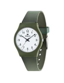 Armbanduhr FOR YOU grün/weiss ZB
