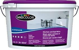 Dispersione per cucine e bagni Bianco 2.5 l Miocolor 660729300000 Colore Bianco Contenuto 2.5 l N. figura 1