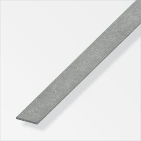 Flachstange 2 x 20 mm Stahl gezogen 1 m alfer 605112800000 Bild Nr. 1