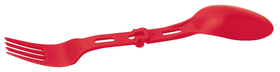 Folding Spork Besteck Primus 464603800030 Farbe rot Grösse Einheitsgrösse Bild-Nr. 1