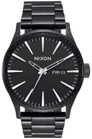 Sentry SS All Black 42 mm Montre bracelet Nixon 785300136964 Photo no. 1