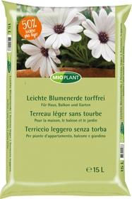 Leichte Blumenerde, 15 l Universalerde Mioplant 658111700000 Bild Nr. 1
