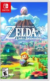 NSW - The Legend of Zelda: Link's Awakening D Box Nintendo 785300145469 Langue Allemand Plate-forme Nintendo Switch Photo no. 1