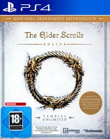 PS4 - The Elder Scrolls Online - Tamriel Unlimited D Box 785300132759 Photo no. 1