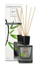 Black bamboo, 100ml Raumduft Ipuro 656137900008 Farbe Schwarz Grösse B: 6.9 cm x T: 6.1 cm x H: 22.5 cm Bild Nr. 1