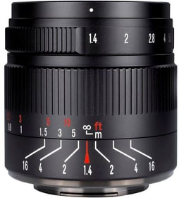 55mm F1.4 Mark II Fuji X Objektiv 7Artisans 785300161550 Bild Nr. 1