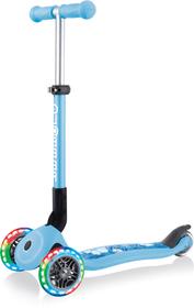 Junior Foldable Fantasy Light Scooter Globber 466543700041 Grösse Einheitsgrösse Farbe Hellblau Bild-Nr. 1