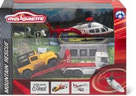 Diorama Mountain Modellfahrzeug Majorette 748665700000 Bild Nr. 1