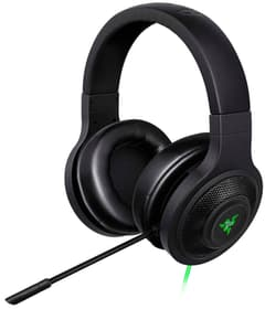 Kraken USB Gaming Headset schwarz