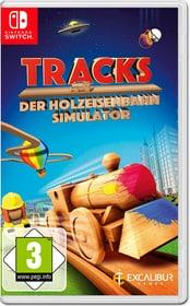 NSW - Tracks - Der Holzeisenbahn Simulator D Box 785300155260 N. figura 1