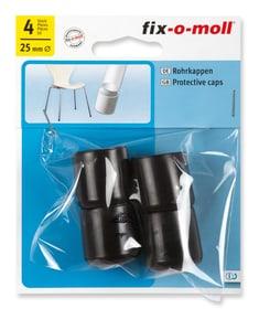 Rohrkappe Ø 25 mm 4 x Fix-O-Moll 607085700000 Bild Nr. 1