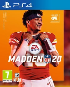 PS4 - Madden NFL 20 Box 785300144337 N. figura 1