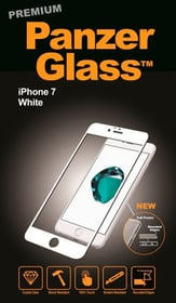 PanzerGlass Premium  for iPhone 7/8 weiss