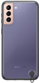 Clear Protective Cover Black Hülle Samsung 785300157302 Bild Nr. 1